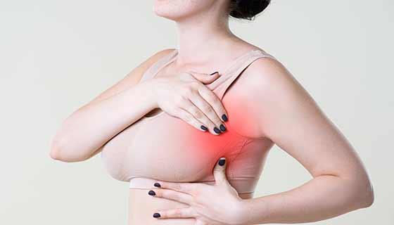 Breast Pain (Mastalgia) | Johns Hopkins Medicine