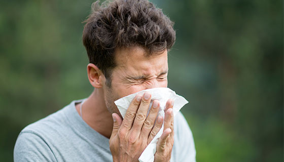 Could nasal polyps be the cause of your stuffy nose? | Johns