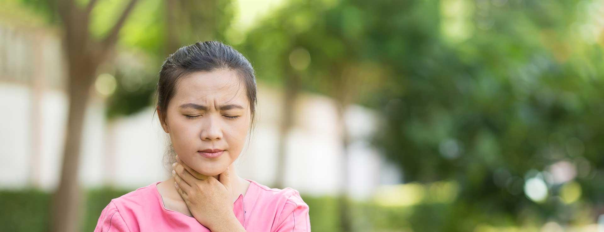 Thyroid Disorders In Women Johns Hopkins Medicine