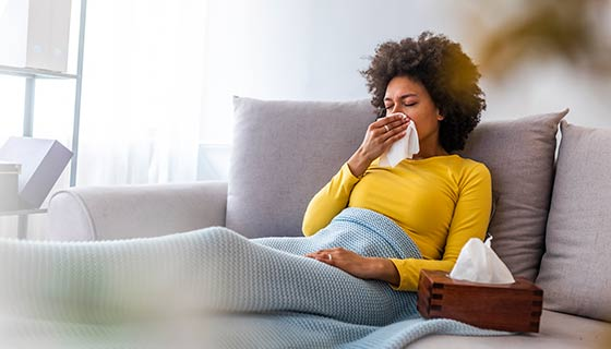 Coronavirus Disease 2019 vs. the Flu