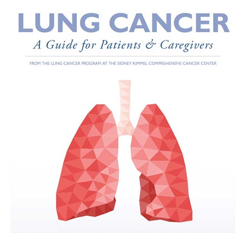 Lung Cancer Ebook Cover