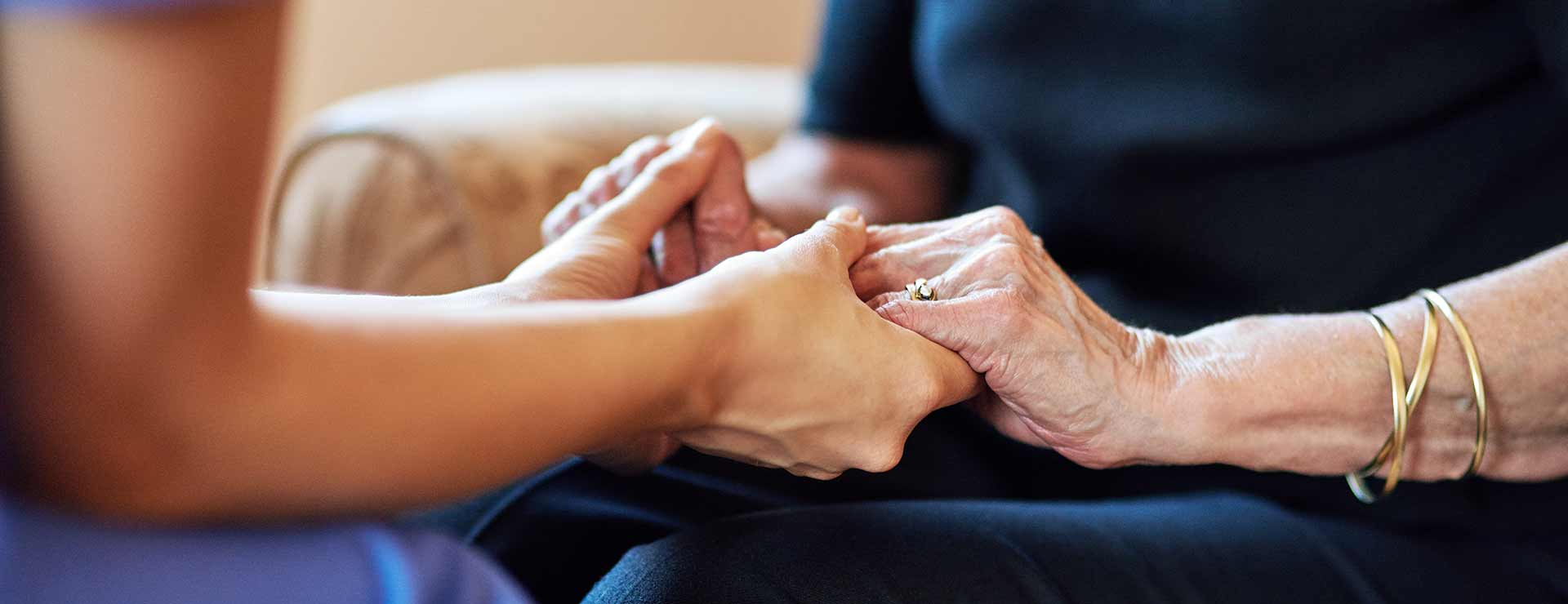 Hands Sex Old Woman