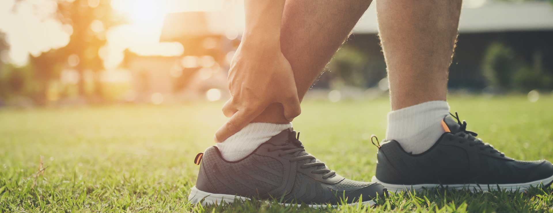 Lateral Ankle Ligament Reconstruction   Johns Hopkins Medicine