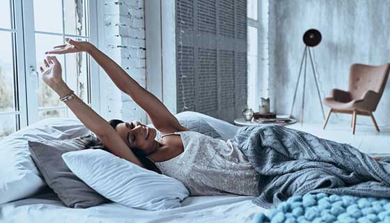 Seven Ways to Get a Healthier Night's Sleep | Johns Hopkins