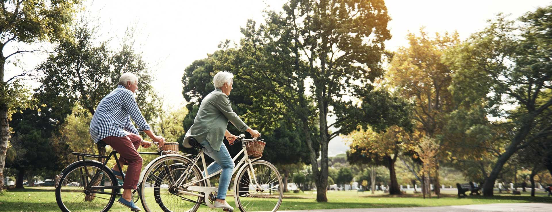 Age-Defying Energy Levels