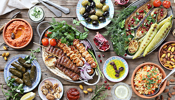 low fat mediterranean diet