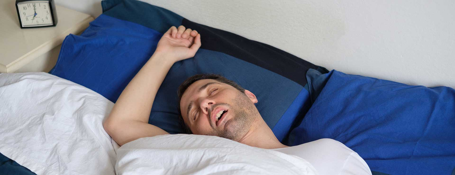 Why Do People Snore? Answers for Better Health | Johns