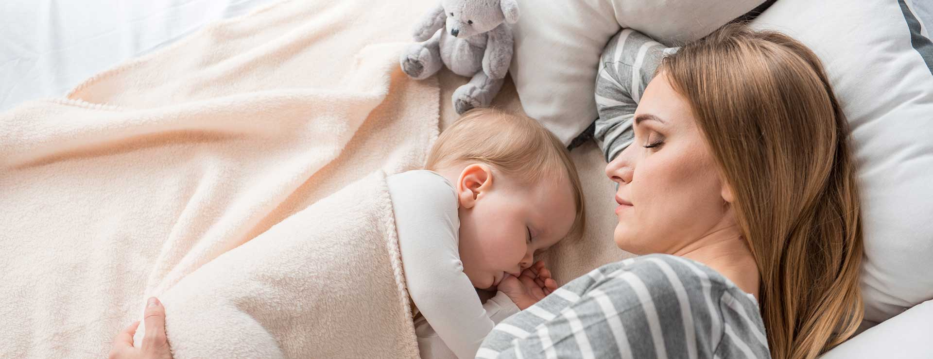 New Parents Tips For Quality Rest Johns Hopkins Medicine