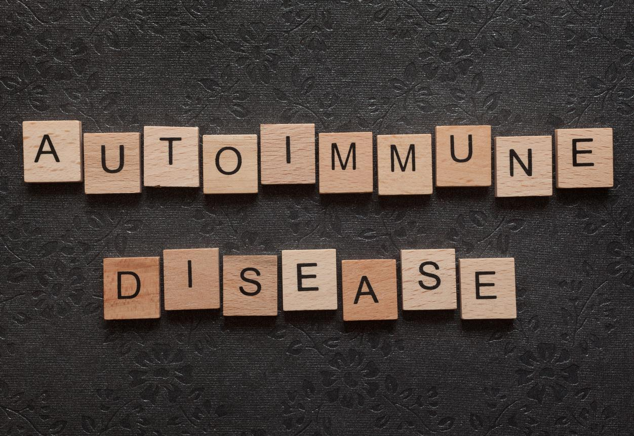 autoimmune disease spelled out