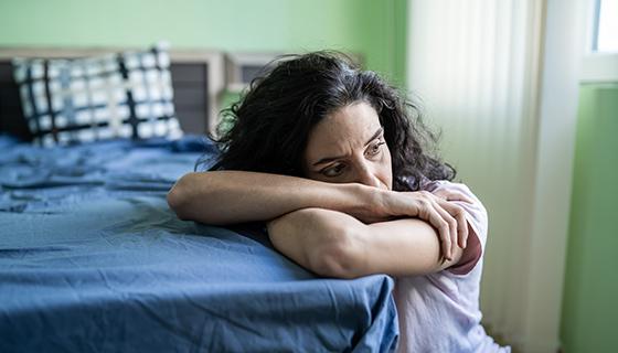 Can Menopause Cause Depression? | Johns Hopkins Medicine