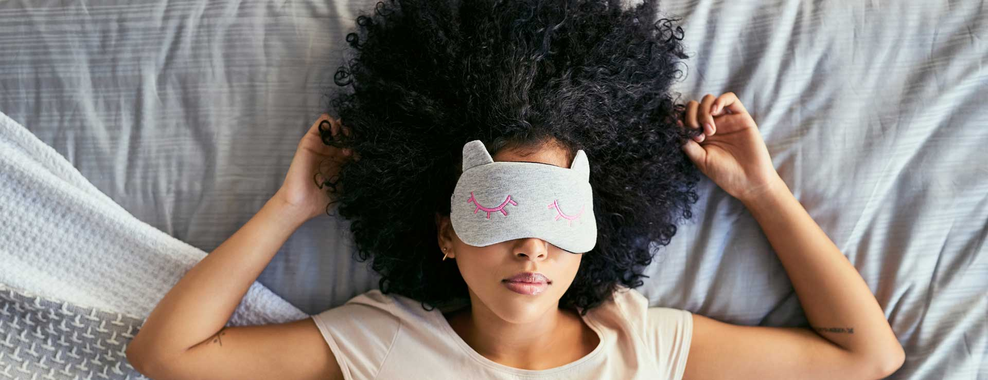 Good Sleep May Be All in Your Head