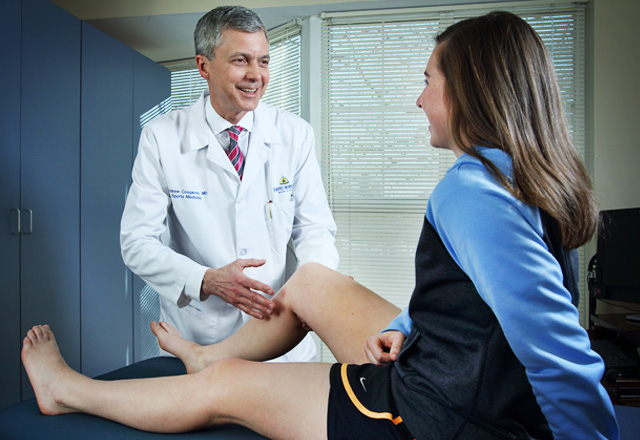 Ligament Injuries to the Knee | Johns Hopkins Medicine