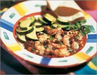 Fiesta shrimp
