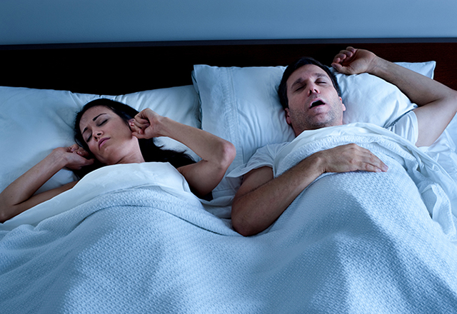 Snoring Images