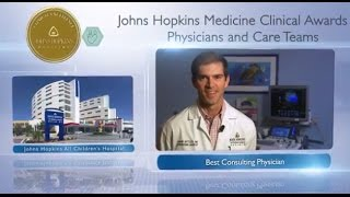 2016 Best Consulting Physician at Johns Hopkins All Childrens Hospital  Mark Bittles MD