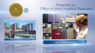 2016 Best Consulting Physician at the Johns Hopkins Hospital  Elliot Fishman MD