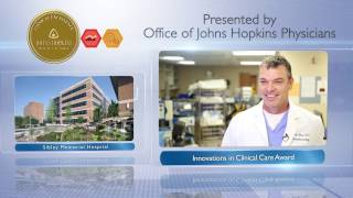 2016 Innovations in Clinical Care Award  Jason Rose MD Sibley Memorial Hospital