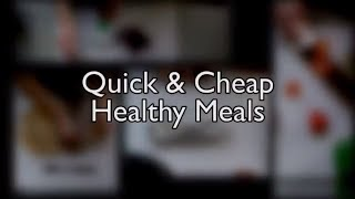 5 Quick and Cheap Healthy Meals  ReNew Clinic