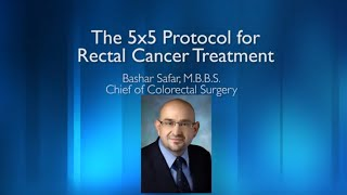 5x5 Rectal Cancer Treatment Protocol  QA