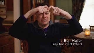 Bilateral Lung Transplant  Bens Story