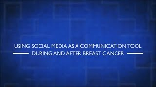 Breast Cancer and Social Media  Johns Hopkins Breast Center