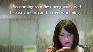Breast Cancer in Pregnancy  Ginas Story