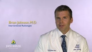 Brian Johnson MD  Interventional Radiology