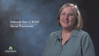 Caring for the Community  Meet Deborah Starr CRNP