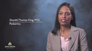 Caring for the Community | Meet Dr  Shanthi King | Johns