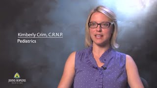 Caring for the Community  Meet Pediatric Nurse Practitioner Kimberly Crim