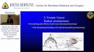 Center for Bloodless Medicine and Surgery Minimally Invasive Urologic Surgeries