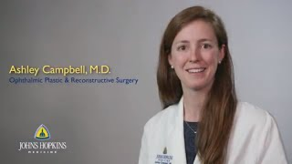 Dr Ashley Campbell  Oculoplastic Surgeon