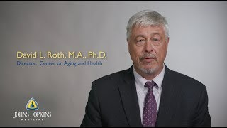 Dr David L Roth  Johns Hopkins Center on Aging and Health