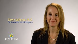Dr Dawn LaPorte  Orthopaedic Hand Surgeon