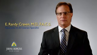 Dr E Randy Craven  Ophthalmology