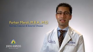 Dr Farhan Merali  Ophthalmology