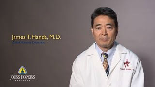 Dr James Handa  Retina Ophthalmology