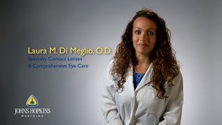 Dr Laura Di Meglio  Ophthalmology