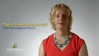 Dr Meghan K Berkenstock  Ophthalmology