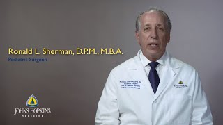 Dr Ronald Sherman  Vascular Surgery