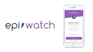 EpiWatch App and Research Study