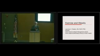 Exercise and Obesity  Lawrence Cheskin MD