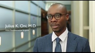 Hip Joint Pain  QA with Dr Julius Oni