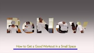 How to Get a Good Workout in a Small Space  ReNEW Clinic