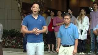 Ice Bucket Challenge Advances ALS Breakthrough  Jonathan Ling and Philip Wong