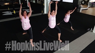 LiveWell After Breast Cancer  Cardio Workout 2