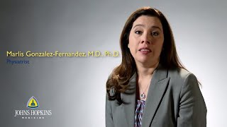 Marlis GonzalezFernandez MD PhD  Physical Medicine and Rehabilitation