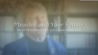 Measles and Your Family