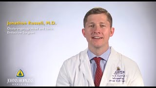 Meet Our Expert Jonathon Russell MD  Head and Neck Surgery