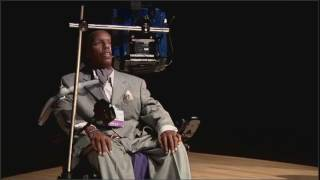 OJ Brigance Speech on Living with a Tracheostomy